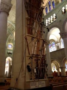Crutches and canes - Saint Anne de Beaupre